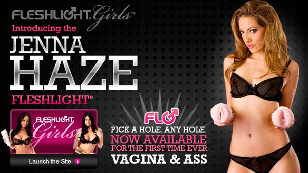 jenna haze fleshlight vagina